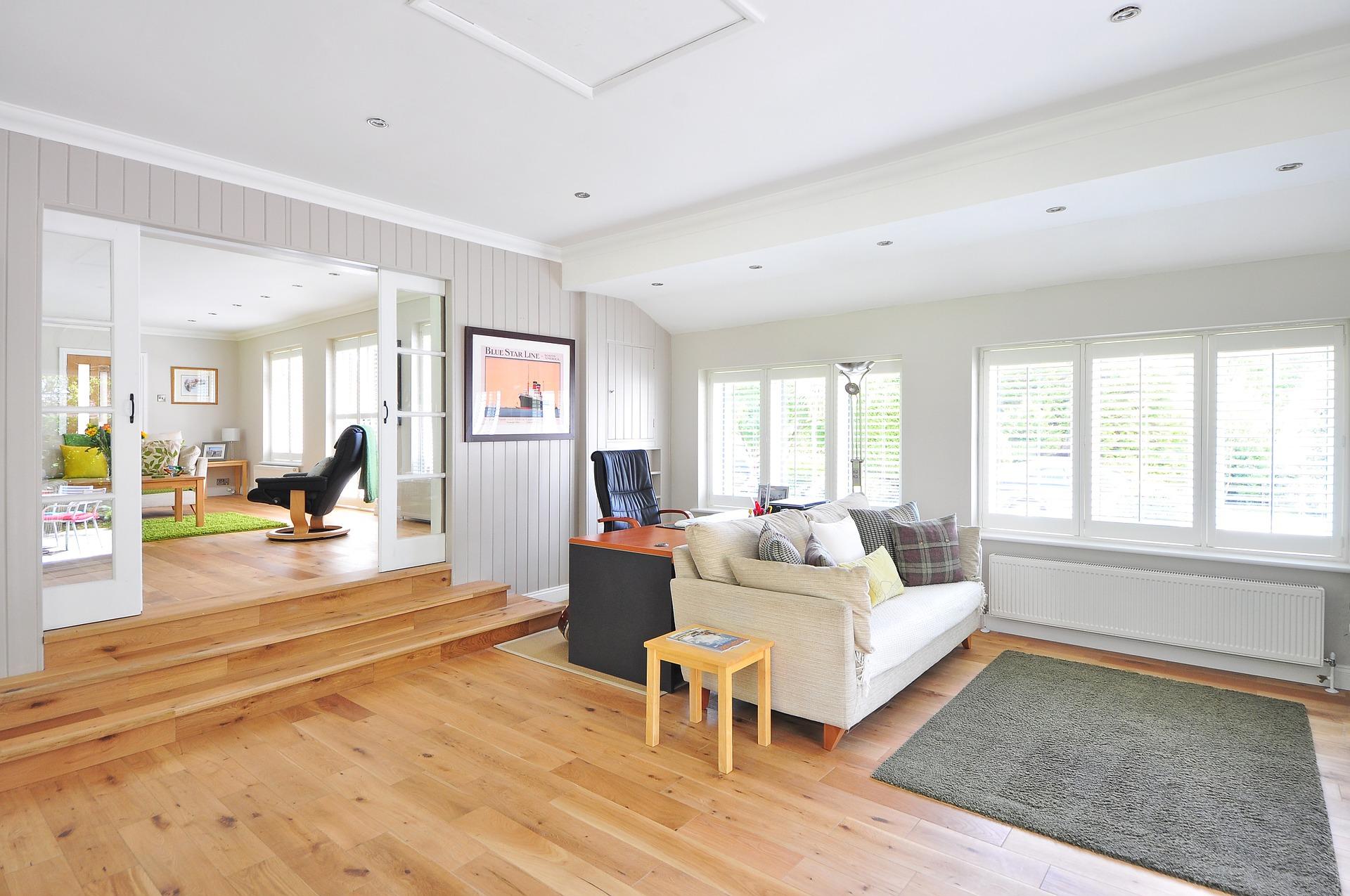 Hur ofta ska man byta golv? Med rätt omvårdnad kan det hålla länge.
